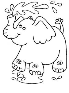 coloring-pages-animals-elephant-6
