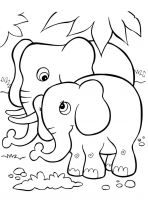 coloring-pages-animals-elephant-8