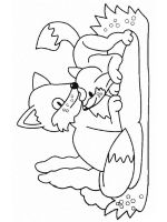 coloring-pages-animals-fox-5