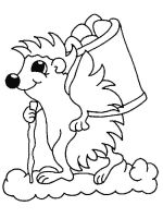 coloring-pages-animals-hedgehog-11