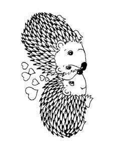 coloring-pages-animals-hedgehog-6