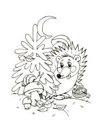 coloring-pages-animals-hedgehog-8