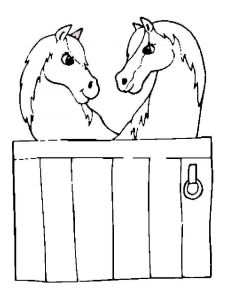 coloring-pages-animals-horse-19