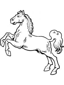 coloring-pages-animals-horse-20