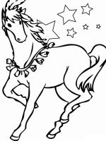 coloring-pages-animals-horse-22