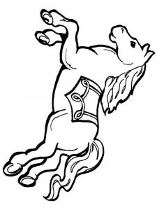 coloring-pages-animals-horse-25