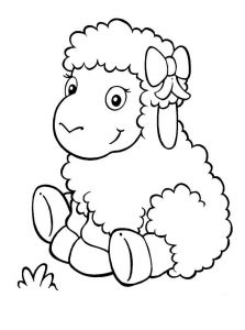coloring-pages-animals-lamb-9