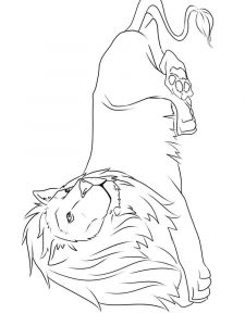 coloring-pages-animals-lion-1