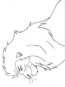 coloring-pages-animals-lion-5