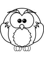 coloring-pages-animals-owl-4