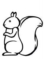 coloring-pages-animals-squirrel-11