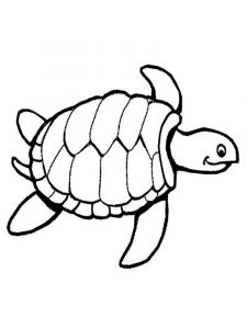 coloring-pages-animals-turtles-8