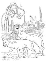 coloring-pages-animals-wolf-2