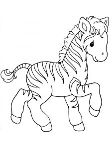 coloring-pages-animals-zebra-3