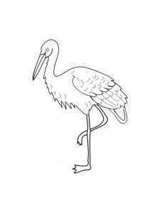 Cranes-birds-coloring-pages-2