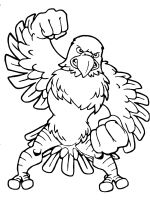 coloring-pages-Eagle-2