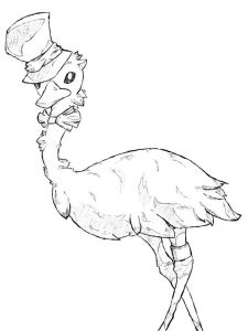 Emu-birds-coloring-pages-8