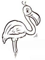 Flamingos-birds-coloring-pages-9