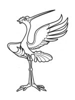 coloring-pages-Stork-4