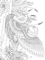 coloring-pages-Swans-4