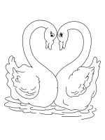 coloring-pages-Swans-9