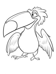 Toucan-birds-coloring-pages-7