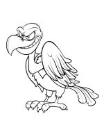 coloring-pages-Vultures-12