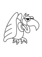coloring-pages-Vultures-4