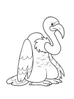 coloring-pages-Vultures-6