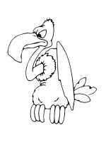 coloring-pages-Vultures-9
