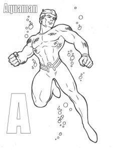 Aquaman-coloring-pages-21