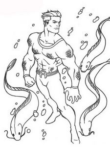 Aquaman-coloring-pages-3