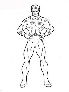 Aquaman-coloring-pages-4