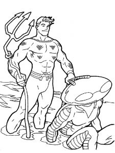 Aquaman-coloring-pages-7
