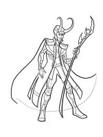 Avengers-Loki-coloring-pages-1