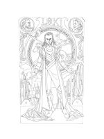 Avengers-Loki-coloring-pages-3