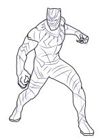 Black-Panther-coloring-pages-7