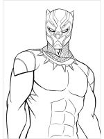 Black-Panther-coloring-pages-9