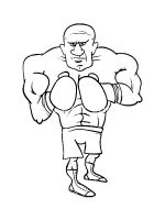 coloring-pages-Boxing-3