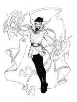 Dr-Strange-coloring-pages-10