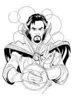 coloring-pages-Dr-Strange-3