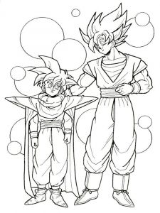 Dragon-Ball-Z-coloring-pages-2