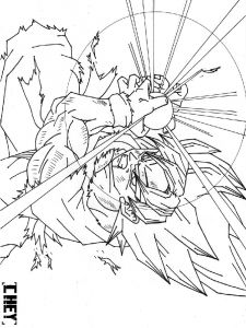 Dragon-Ball-Z-coloring-pages-23