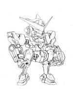 Medabots-coloring-pages-2