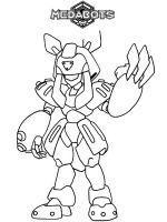 Medabots-coloring-pages-3