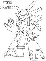 Medabots-coloring-pages-9