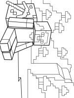 Minecraft-Steve-coloring-pages-6