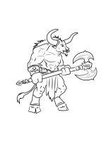 Minotaur-coloring-pages-15