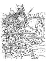 coloring-pages-Samurai-1