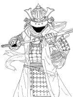 coloring-pages-Samurai-4